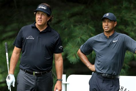 Tiger Woods vs Phil Mickelson: All the Info You Need About ...