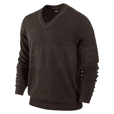 crewneck sweater nike tw tiger woods merino wool crewneck sweater 382684