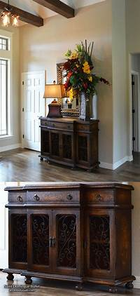 dining room buffet ♥NEW INTRODUCTION - Old World Hand Painted Furniture ...