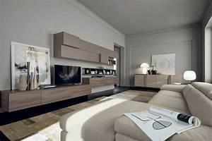 Möbel Wohnzimmer Modern : moderne holzm bel wohnzimmer ~ Buech-reservation.com Haus und Dekorationen