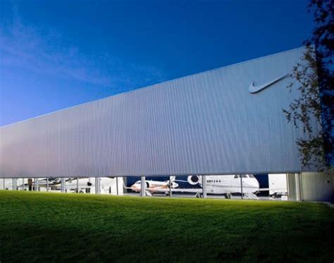 siege nike nike air hangar fubiz media