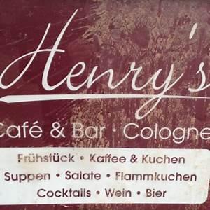 K Nord öffnungszeiten : henry 39 s caf bar kom dienstra e 54 50667 k ln altstadt nord ~ Buech-reservation.com Haus und Dekorationen