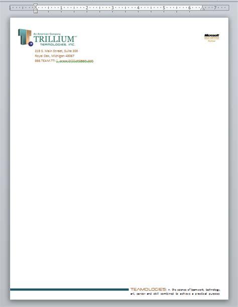 letterhead template word cyberuse