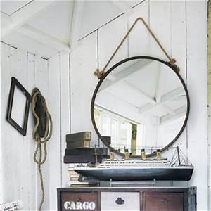 Spiegel Rund 70 Cm : spiegel rund maisons du monde ~ Bigdaddyawards.com Haus und Dekorationen