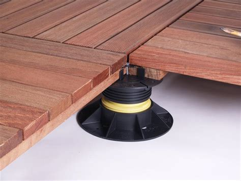 Bison Adjustable Deck Supports by Object Moved