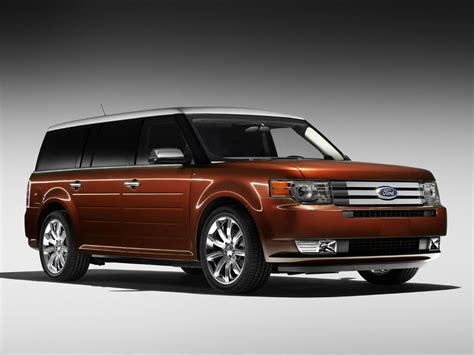 Ford Flex 2009 Ford Flex 2009 Photo 16 Car In Pictures