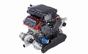 Honda Reveals 3 5l V6 Prototype Racing Engine  U00bb Autoguide