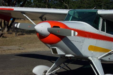 Steve's Aircraft Lycoming 180 Installation with Hartzell ...