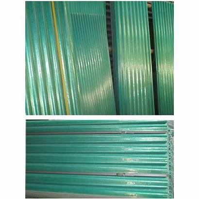 Fiberglass Roof Transparent Zinc Sheets Corrugated Acrylic