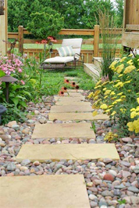 41 Ingenious And Beautiful Diy Garden Path Ideas To