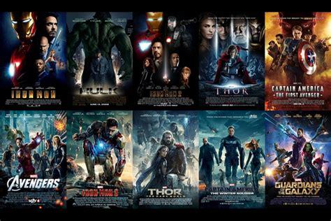 correct order  watching  marvel movies jon negroni