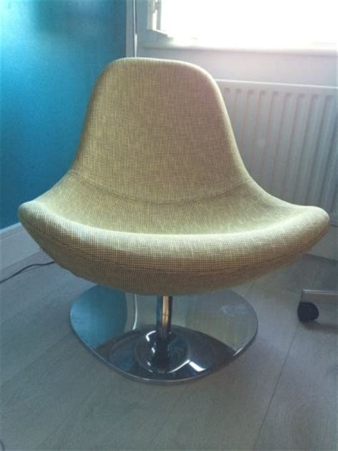 ikea swivel egg chair ikea tirup swivel egg chair for sale in templeogue dublin