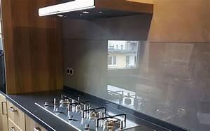 Wandverkleidung Küche Glas : f r ihre k che glaselemente von glas winkler aus m nchen ~ Markanthonyermac.com Haus und Dekorationen