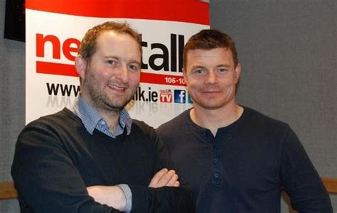 Brian O'Driscoll Joining Newstalk's 'Off The Ball' Team As ...