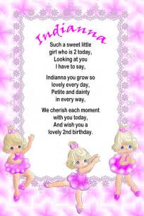 godmother gifts to baby happy birthday poems for kids