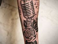 Charles oliveira talks about his unanimous decision win at ufc 256. 37 ideias de Tatuagem microfone | tatuagem microfone ...