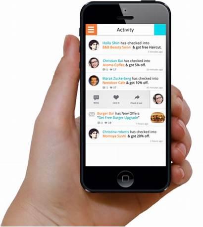 Smartphone Phone Hand Smart Transparent Apps Medicare