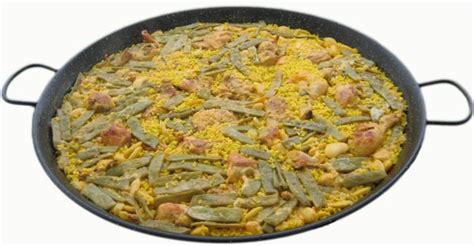 cuisine mediterraneenne 18 best la paella valencienne images on