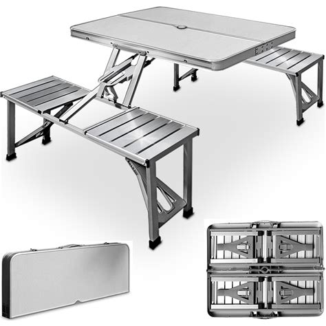 folding table and chairs set cing picnic dining