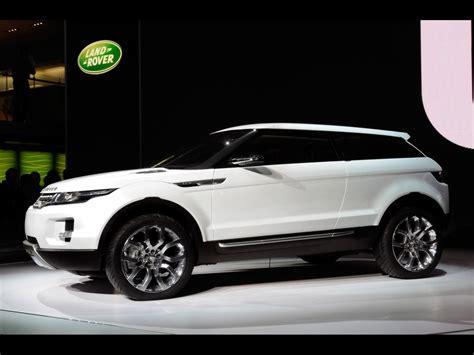 2008 Land Rover Lrx Concept Detroit Auto Show 1024x768