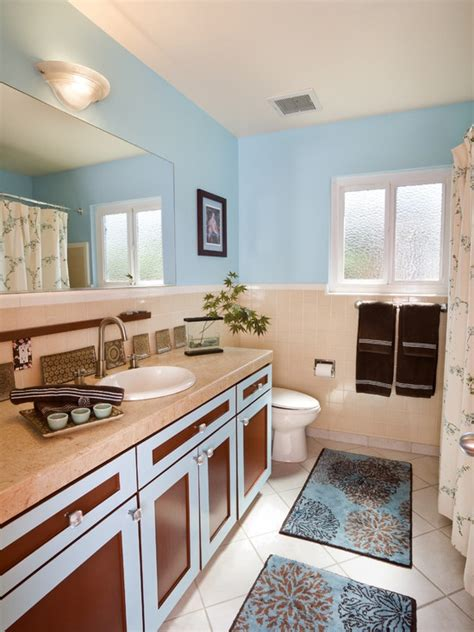 blue and brown bathroom ideas 17 best images about blue brown beige bathroom designs on