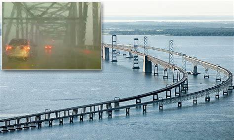 Chesapeake Bay bridge: The Maryland bridge so terrifying ...