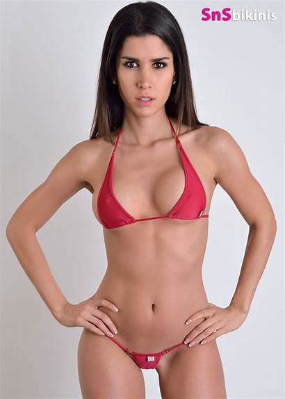 Bikini Mini Swimsuit Sheer Bikinis Snsbikinis Extreme