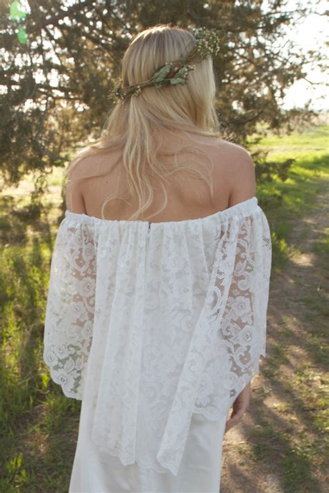 120 Best Boho Bridal Gowns And Garments Images On Pinterest