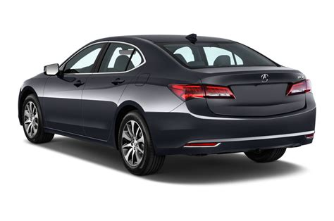 2017 Acura Tlx Reviews And Rating  Motor Trend