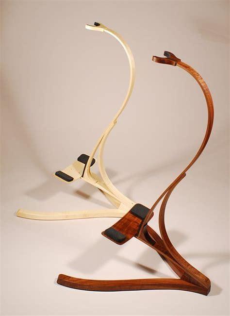 sterner guitars hand crafted wood guitar stand