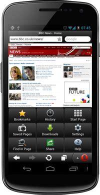 opera mini 7 for android hits play store talkandroid