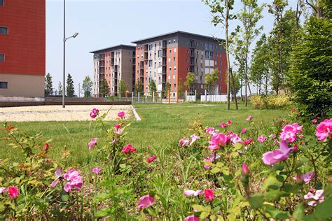 Residenze Universitarie Pavia by Damiani Costruzioni Edilizia Sanitaria Ospedaliera
