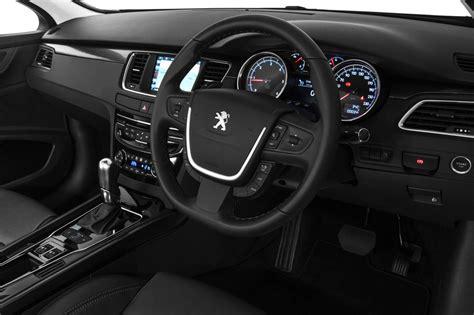 peugeot 508 interior peugeot cars news peugeot 508 refreshed for 2015