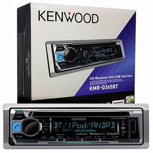 6 5 U0026quot  Kicker Marine Speaker Set  400w Amplifier  Kenwood