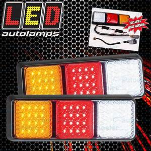 New Led Combination Rear Tail Stop Indicator Reverse