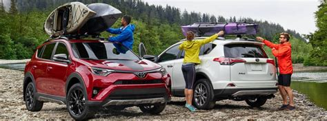 official  toyota rav adventure price  towing capacity