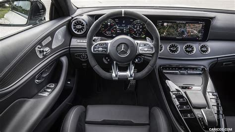 Three rear compartment versions, exclusive packages for. 2019 Mercedes-AMG GT 53 4-Door Coupe - Interior, Cockpit | HD Wallpaper #279