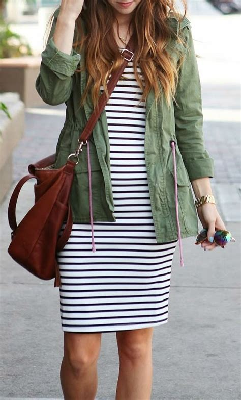 striped army look dress stripe a pose black and white striped bodycon dress