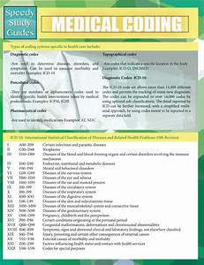 Medical Coding  Speedy Study Guides   Ebook