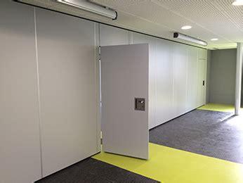 cloison mobile bureau cloisons mobiles ou murs mobiles cloison bureau arte