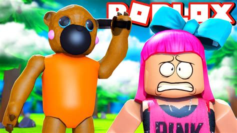 ROBLOX PIGGY - PLAYING AS FOXY! - YouTube