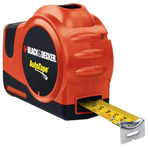 Black+decker 7 Ft Auto Tape Measureatm100  The Home Depot