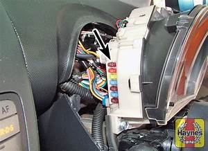 Citroen C1 Interior Fuse Box