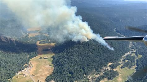 North State Fires Stump Fire In Northeast Tehama County