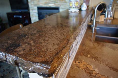 flagstone countertop broken flagstone bar the rustic countertop pinterest bar and flagstone