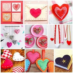 Easy Heart Sewing Projects for Beginners | Rhythms of Play