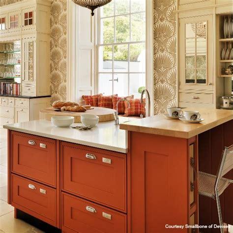 orange kitchen island best 25 orange kitchen wallpaper ideas on 1219