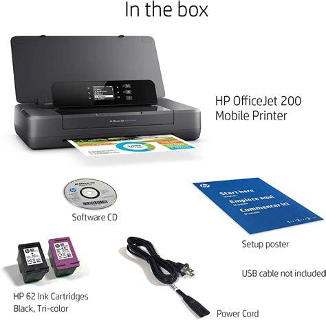 Download the latest drivers, firmware, and software for your hp officejet 200 mobile printer series.this is hp's official website that will help automatically detect and download the correct drivers free of cost for your hp computing and printing products for windows and mac operating system. Hp Officejet 200 Mobile Series Printer Driver - Hp Officejet 200 Mobile Printer Review On The Go ...