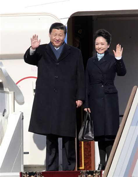 china first lady on time s most influential list world