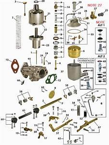 Carburetor Rebuild  Mga